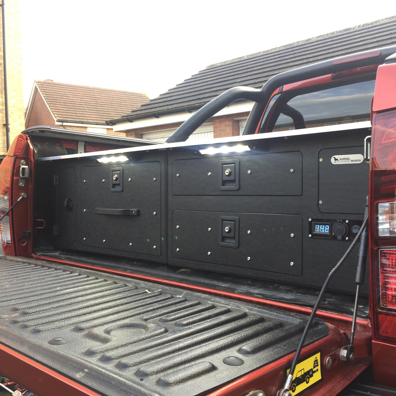 vehicle drawers