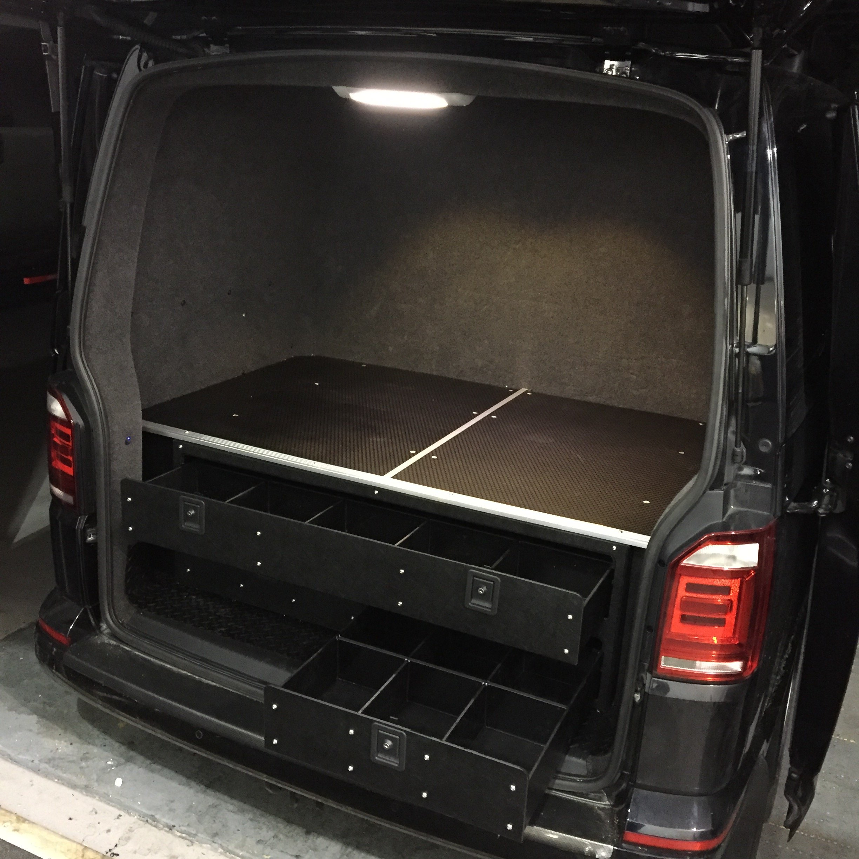 in-vehicle storage