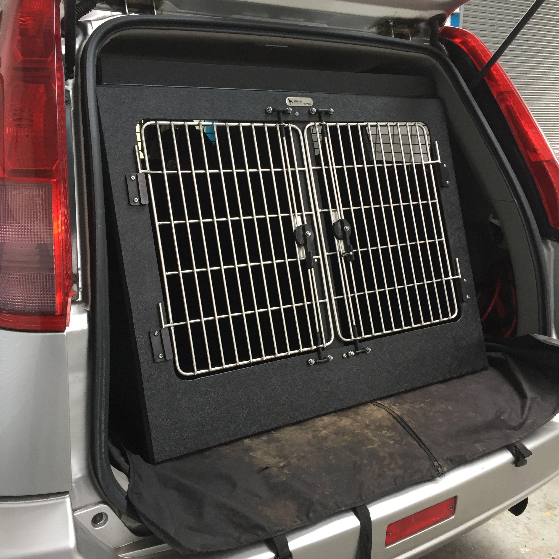 X-Trial Dog Box