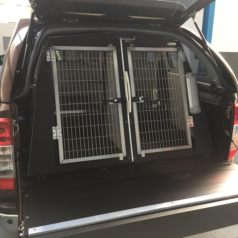 Dog Vehicle Conversion