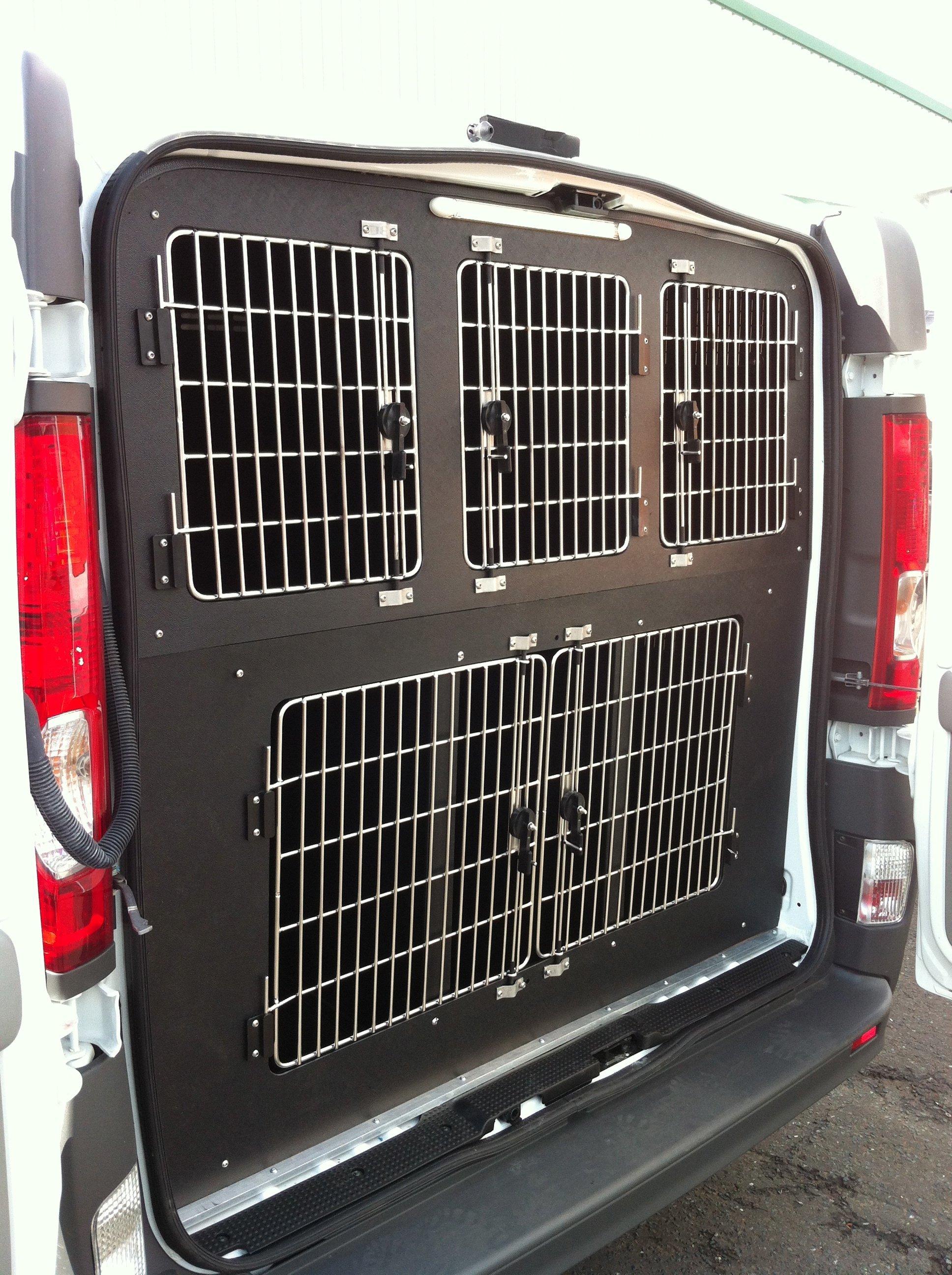 Dog Van Conversions
