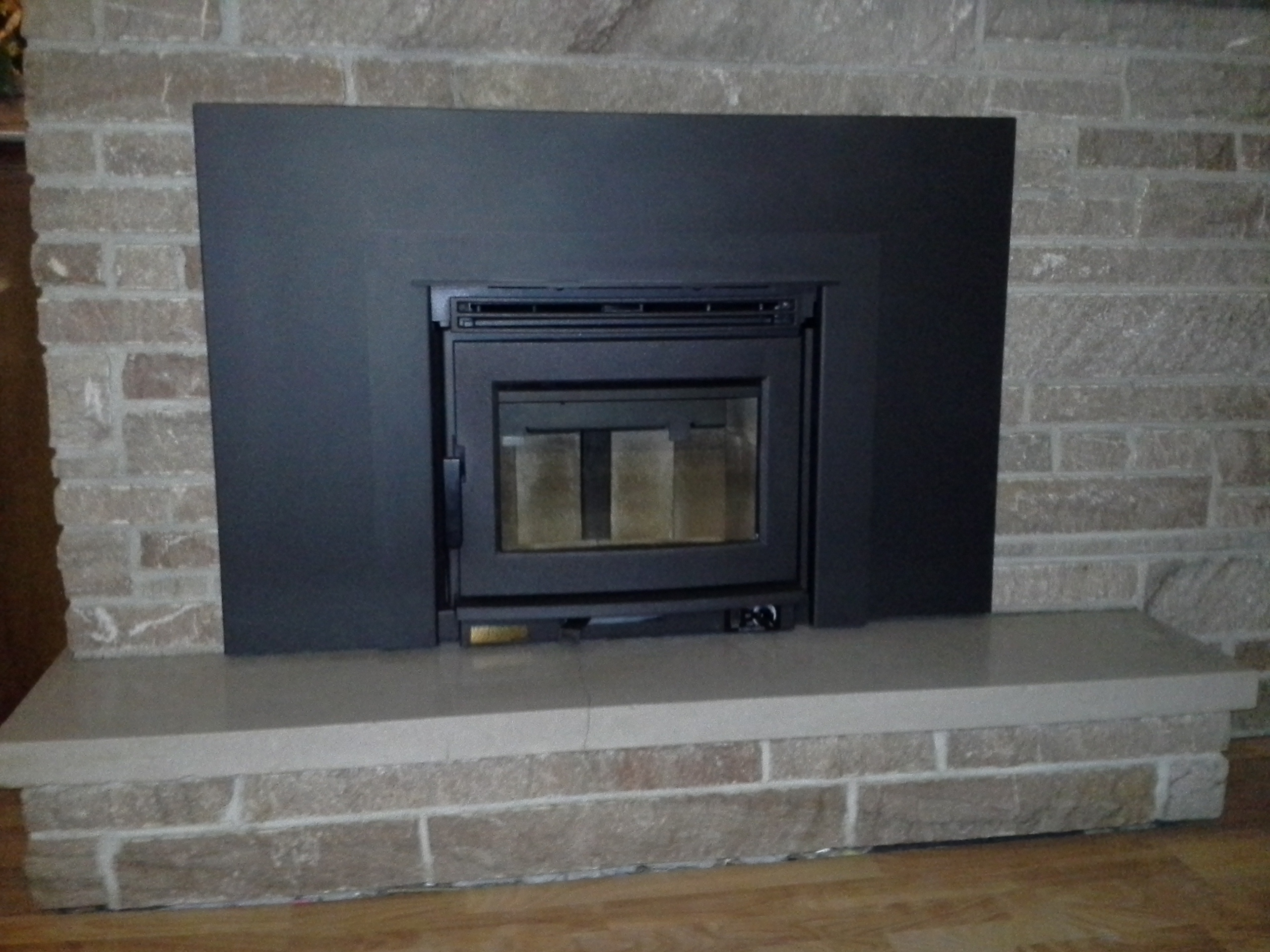 PACIFIC ENERGY WOOD BURNING INSERT...Neo Series