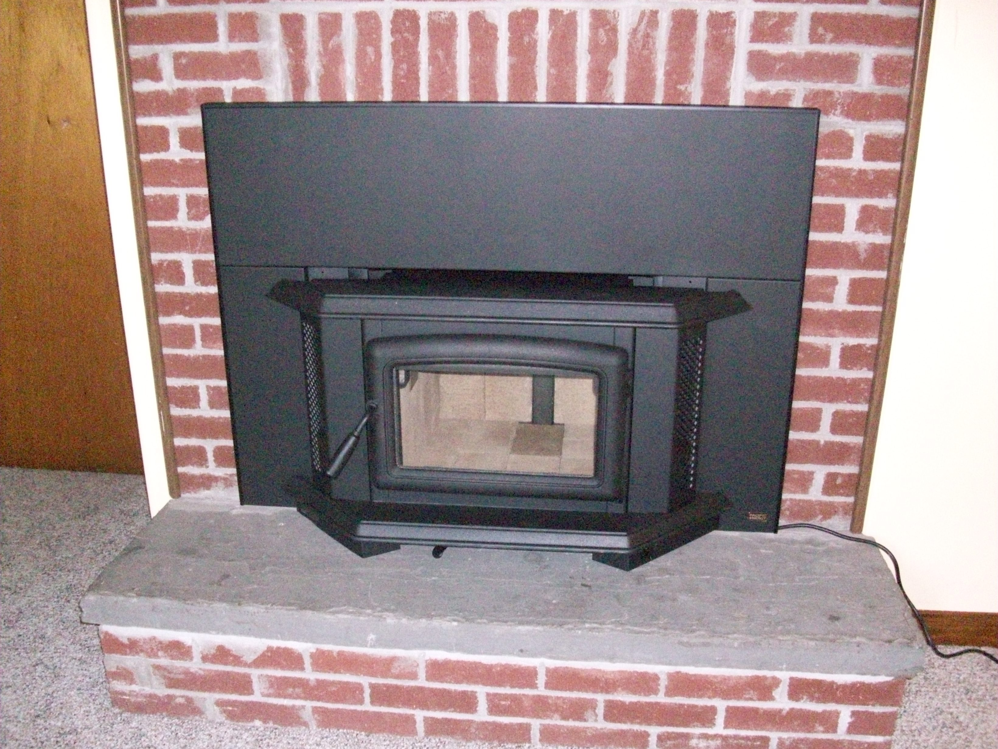 PACIFIC ENERGY WOOD BURNING INSERT...Traditional Super Series