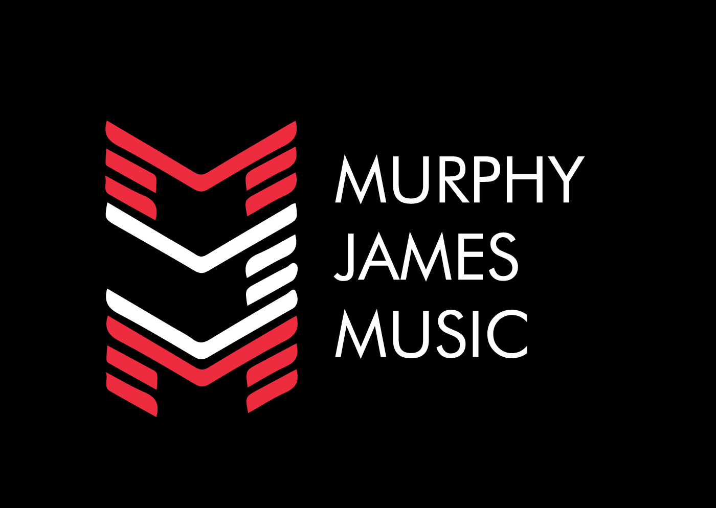 Murphy James Music Logo