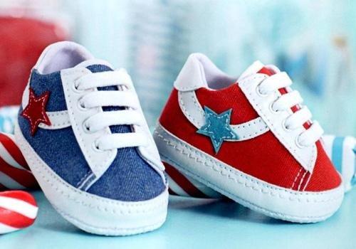 calzature neonati