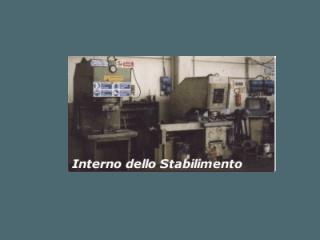 stabilimento produzione metalli