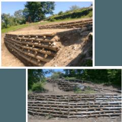 Progettazione e costruzione palificate