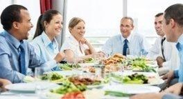 menù per gruppi, sala per comitive