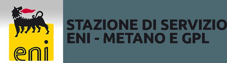 STAZIONE DI SERVIZIO ENI - METANO E GPL - LOGO