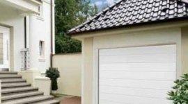 porta garage basculante