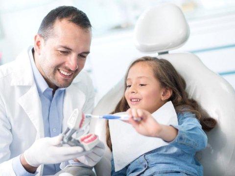 Trattamenti di odontoiatria per bambini