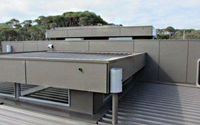 coastal roofing grey roof