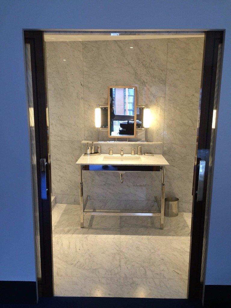bespoke bathroom sink