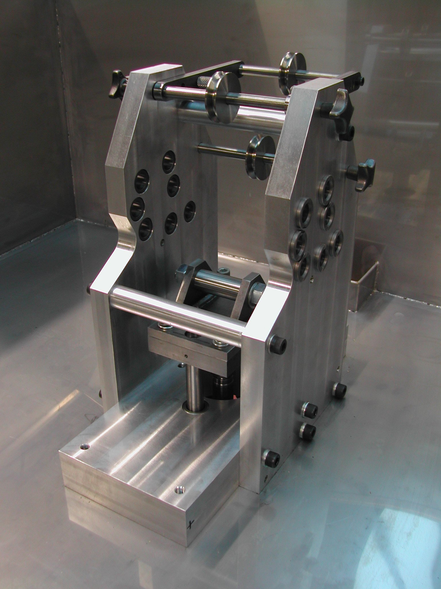 View of Precision cutting