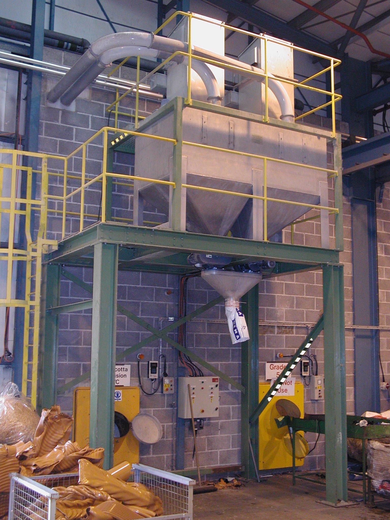 industrial metalwork