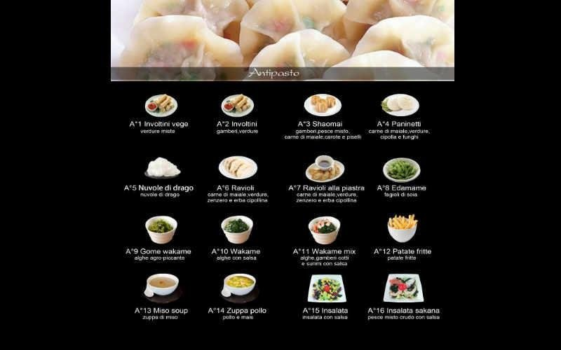 preparazione insalata cinese treviso