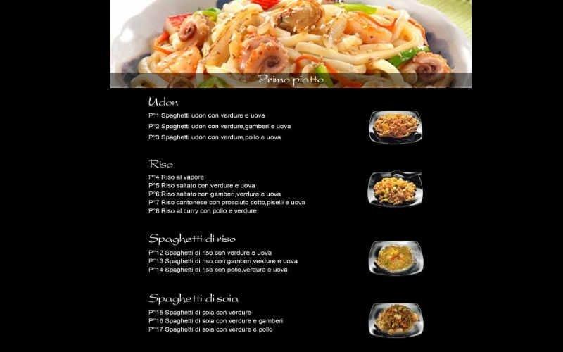 spaghetti di riso treviso