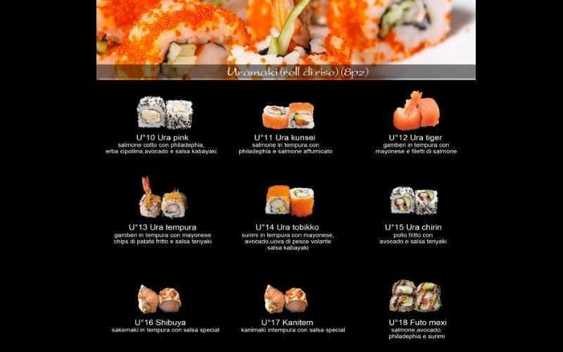 cucina ura tempura treviso