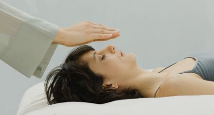 Reiki third degree - Master level