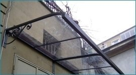 Coperture plexiglass