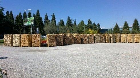 Vendita legna per camini