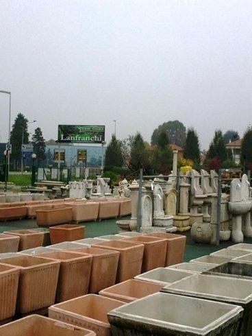 Vasi, fontane, statue ornamentali da giardino
