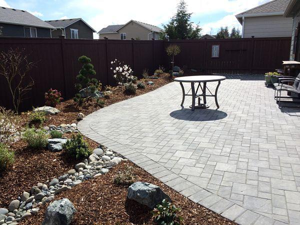 interlocking pavers patio walkway pavers lefeber block paver mount vernon wa