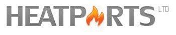 Heatparts Logo
