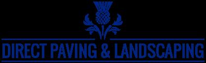 DIRECT PAVING & LANDSCAPING logo