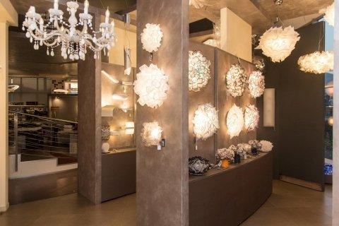showroom illuminazione