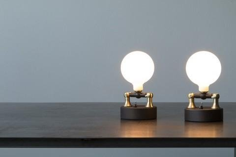 RENZO SERAFINI LAMPADA DA TAVOLO COD. 4431