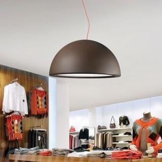 LINEA LIGHT SOSPENSIONE BRONZO ESTERNO COD. LIA119281 € 658 - SCONTO EXPO 420€