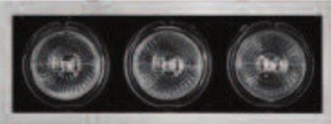 4BI LAMPADA SOFFITO DA INCASSO COD.1314 LISTINO € 195 - SCONTO EXPO 135€