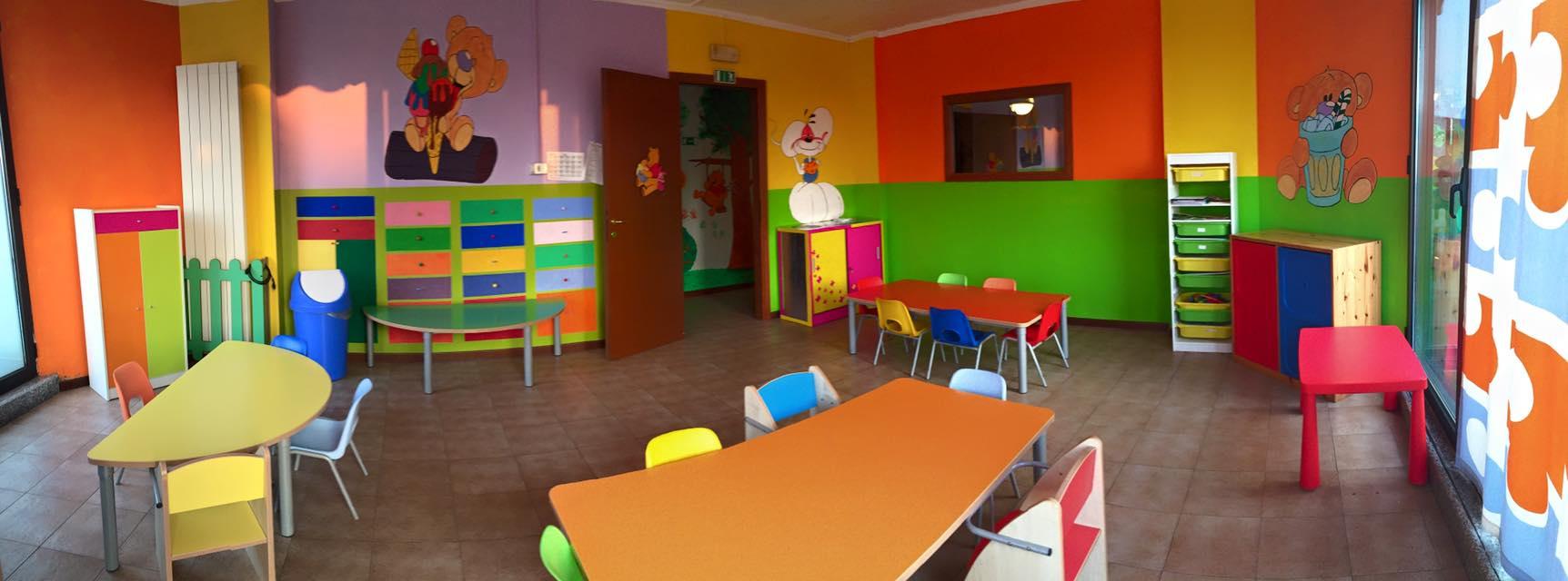 laboratorio giochi per bambini