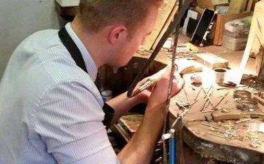 Jewellery customisation