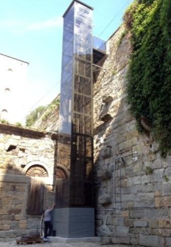 realizzazione impianti elevatori Milano