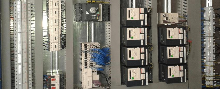 Quadro Elettrico Industriale