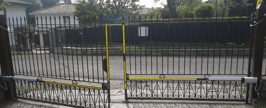 Cancello Elettrico Bassa Tensione