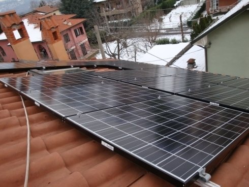 Impianto Fotovoltaico Oltrona