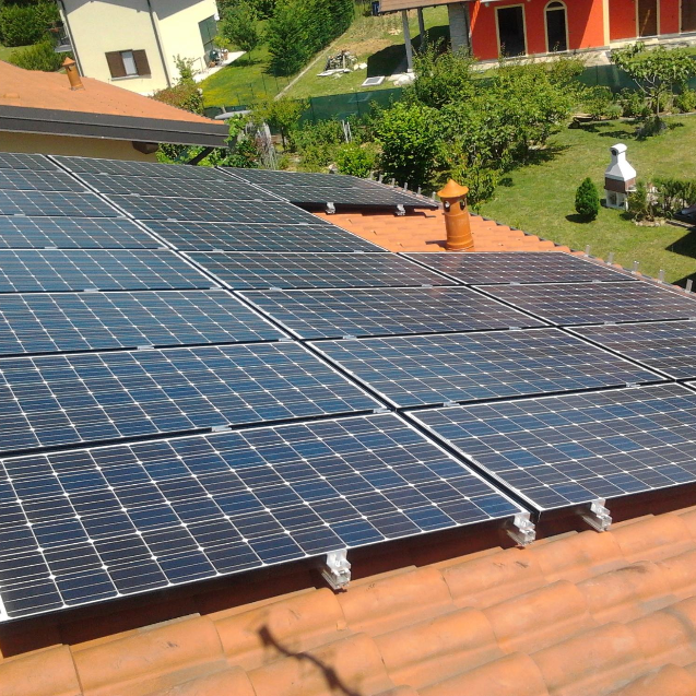 Fotovoltaico 5.2 Kwp