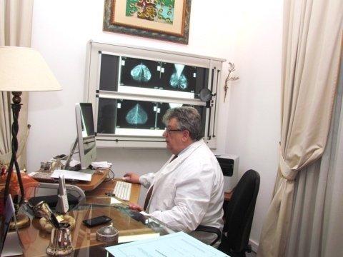 Medici specialisti in radiologia