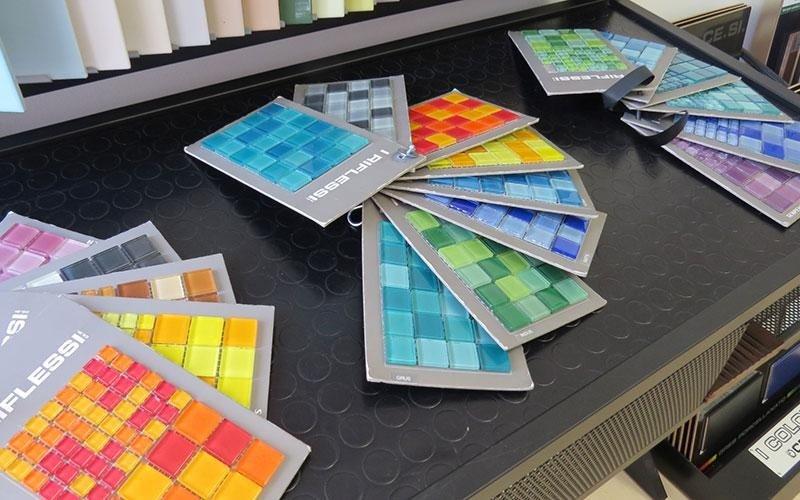 mosaici bagno