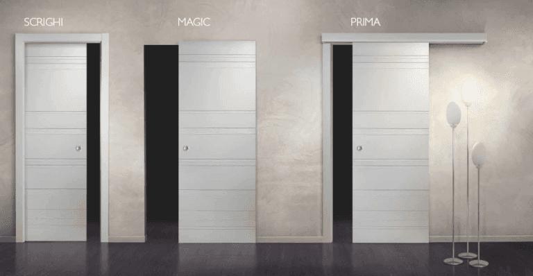porte interne scorrevoli
