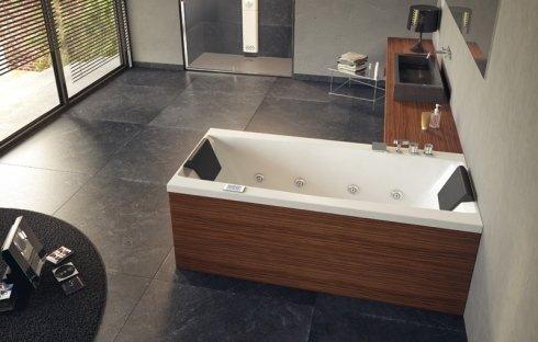 vasche idromassaggio Glass