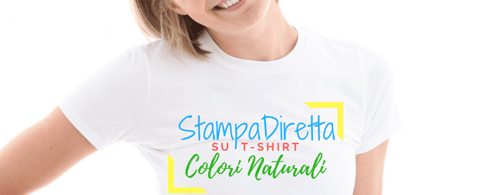 stampa personalizzata su magliette