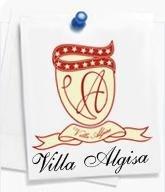 villa algisa logo