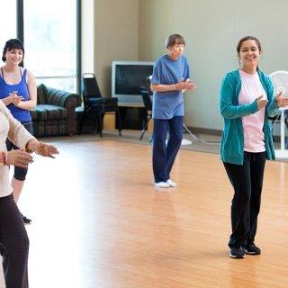 Danza Movimentoterapia