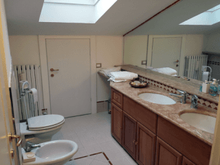 bagno in camera, camere doppie, camere matrimoniali