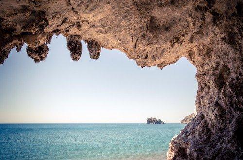 grotta marina in costiera amalfitana