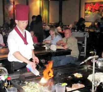 Japanese Grill, Jacksonville, FL